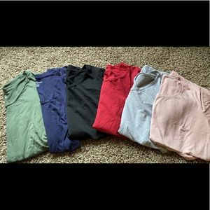 Tops - Extra small and small maternity shirts